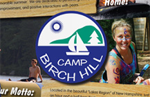 Camp Birch Hill Brochure