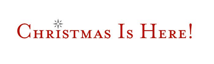 Christmas Is Here.Stas Obrebski Creative Brand Solutions Christmas Is Here