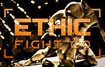 ETHIC Fight Co. Website
