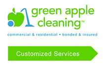 Green Apple Cleaning Website